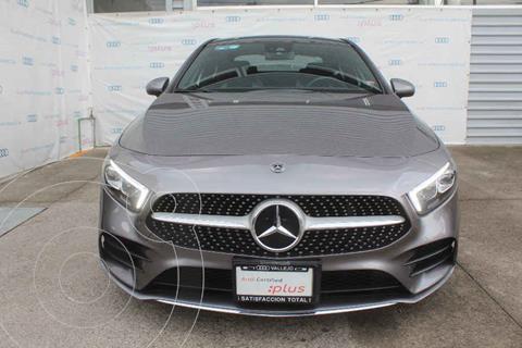 Mercedes Clase A 200 Sport Sedan usado (2020) color Gris precio $630,000