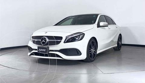 Mercedes Clase A 200 CGI Sport Aut usado (2017) color Blanco precio $359,999