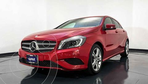Mercedes Clase A 200 CGI usado (2015) color Rojo precio $272,999