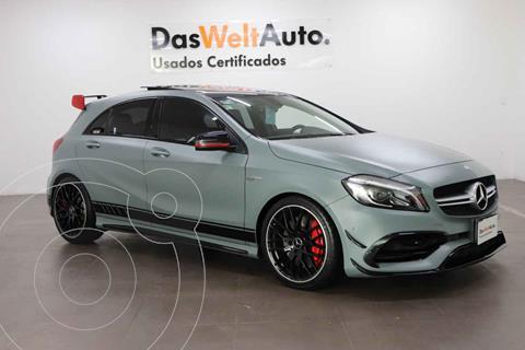 Mercedes Clase A A 45 AMG Aut usado (2017) color Gris precio $739,000