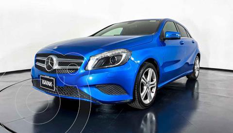 Mercedes Clase A 200 CGI Aut usado (2014) color Azul precio $292,999