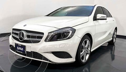 Mercedes Clase A 200 CGI Aut usado (2014) color Blanco precio $272,999