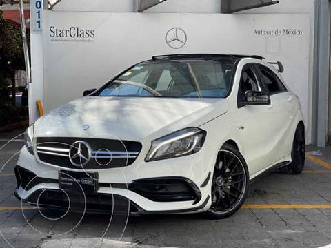 Mercedes Clase A A 45 AMG Aut usado (2016) color Blanco precio $590,000