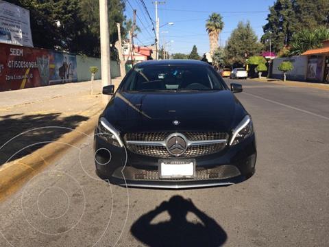 Mercedes Clase A 200 CGI Urban Aut usado (2017) color Negro Cosmos precio $325,000