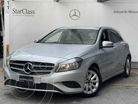 Mercedes Clase A 180 CGI Aut usado (2016) color Plata precio $260,000
