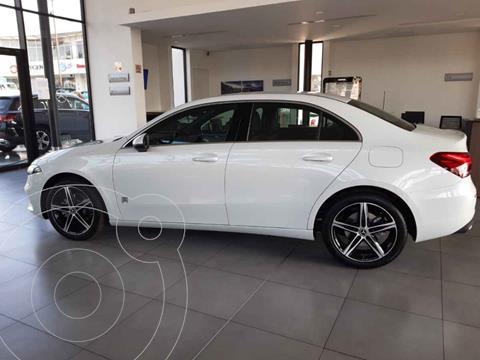 Mercedes Clase A 200 Progressive Sedan usado (2021) color Blanco precio $670,000
