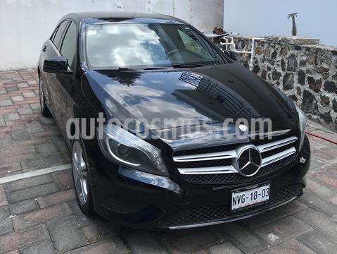 Mercedes Clase A 200 CGI Aut usado (2013) color Negro precio $190,000