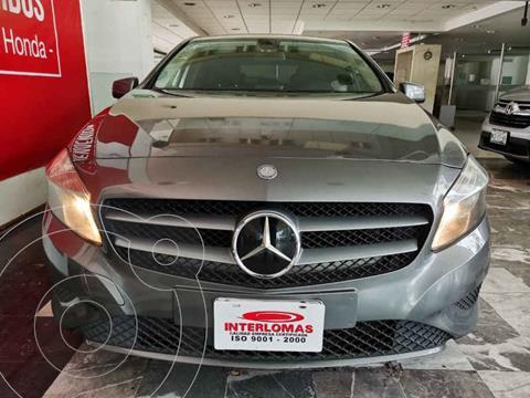 Mercedes Clase A 180 CGI Aut usado (2015) color Gris precio $259,000
