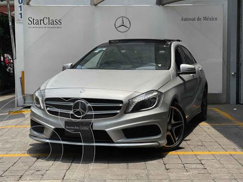 Mercedes Clase A 200 CGI Sport Aut usado (2016) color Plata precio $325,000