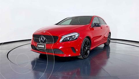 Mercedes Clase A 200 CGI Urban Aut usado (2017) color Rojo precio $349,999