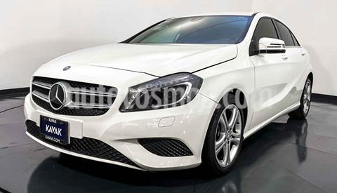 Mercedes Clase A 200 CGI Aut usado (2014) color Blanco precio $269,999