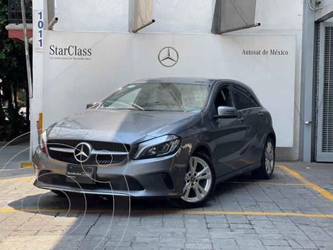 Mercedes Clase A 200 CGI Urban Aut usado (2018) color Gris precio $380,000