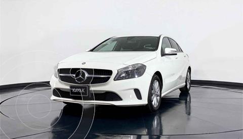 Mercedes Clase A 200 CGI usado (2017) color Blanco precio $339,999