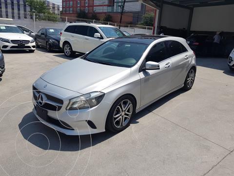 foto Mercedes Clase A 200 CGI Style usado (2017) color Plata Polar precio $355,000