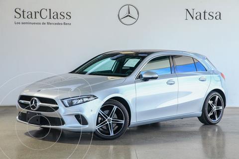 Mercedes Clase A 200 Progressive usado (2020) color Plata Dorado precio $720,000