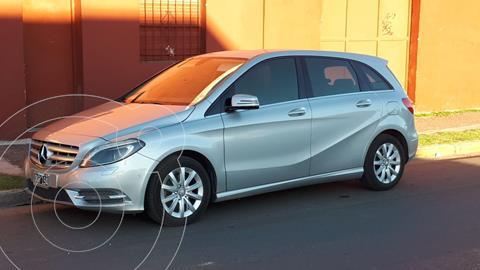 Mercedes Clase B 200 Sport usado (2014) color Plata Polar precio $2.150.000