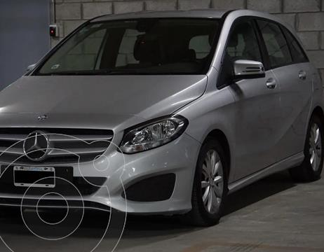 Mercedes Clase B 200 City Aut usado (2015) color Plata Polar precio u$s15.300