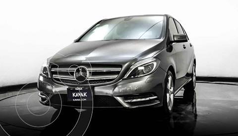 Mercedes Clase B 180 CGI Exclusive usado (2014) color Gris precio $219,999