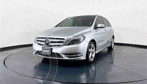 Mercedes Clase B 180 CGI Exclusive usado (2014) color Plata precio $209,999