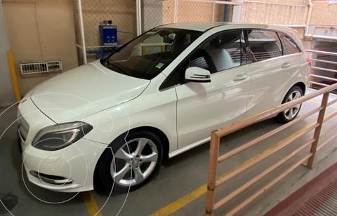 Mercedes Clase B 180 CGI Exclusive usado (2014) color Blanco Cirro precio $170,000