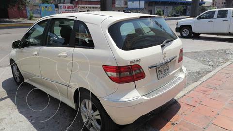 Mercedes Clase B 200 CVT usado (2011) color Blanco precio $129,000
