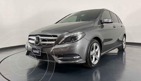 Mercedes Clase B 180 CGI Exclusive usado (2014) color Gris precio $234,999
