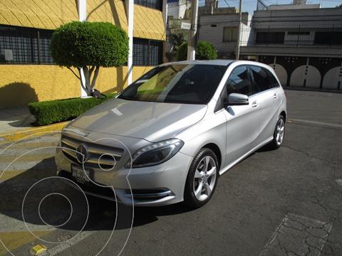 Mercedes Clase B 180 CGI Exclusive usado (2014) color Gris precio $179,900