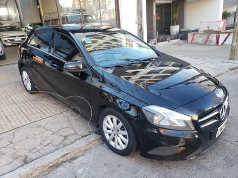 Mercedes Clase C C200 CGI Blue Efficiency 1.8L usado (2013) color Negro precio $2.790.000