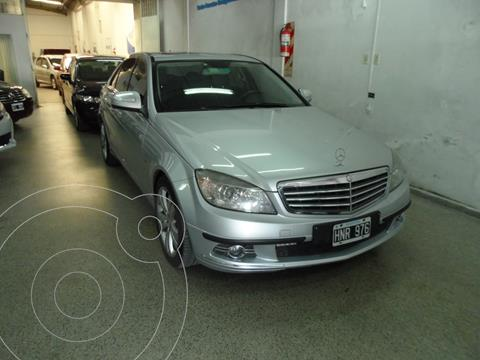 Mercedes Clase C C200 Avantgarde Aut Plus usado (2008) color Gris Tenorita financiado en cuotas(anticipo $774.998)