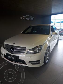 foto Mercedes Clase C C250 CGI Blue Efficiency 1.8L Aut usado (2012) color Blanco precio $3.240.000