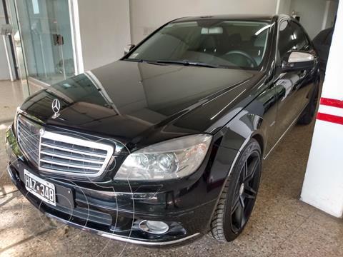 Mercedes Clase C C280 Avantgarde Aut usado (2008) color Negro precio $1.800.000