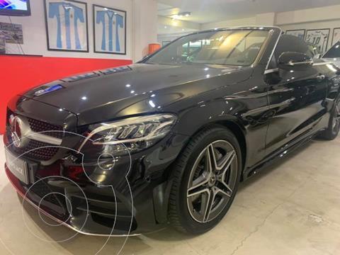 Mercedes Clase C C300 AMG-Line Aut usado (2020) color Negro precio u$s90.000