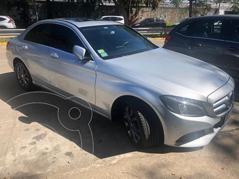 Mercedes Clase C C250 Style Aut usado (2017) color Plata Iridio precio u$s33.000