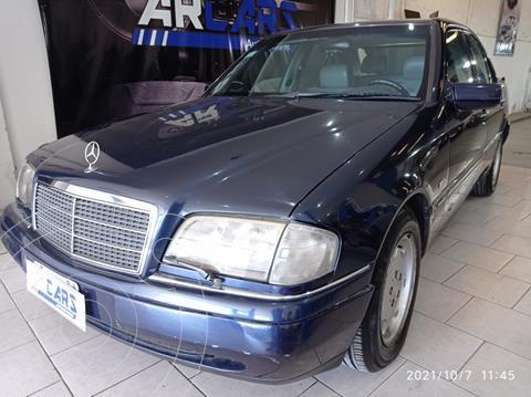 Mercedes Clase C C280 usado (1998) color Azul financiado en cuotas(anticipo u$s7.000)