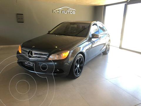 Mercedes Clase C C200 K 1.8 usado (2010) color Azul precio u$s9.500
