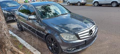 Mercedes Clase C C200 K Avantgarde Aut usado (2008) color Gris Tenorita precio $1.580.000