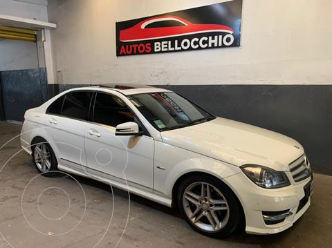Mercedes Clase C C250 Coupe Blue Efficiency usado (2011) color Blanco precio u$s21.000