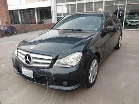 Mercedes Clase C C200 CGI Blue Efficiency 1.8L usado (2012) color Negro precio u$s18.000