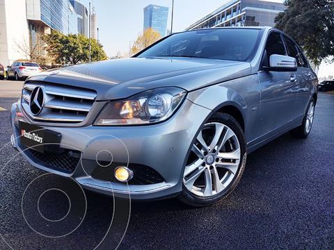 Mercedes Clase C C200 Edition C Avantgarde Aut usado (2012) color Gris Tenorita precio u$s13.900