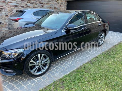 Mercedes Clase C C250 Avantgarde Aut usado (2016) color Negro precio u$s36.000
