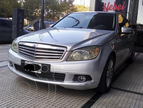 Mercedes Clase C C220 CDI TD Elegance Aut usado (2011) color Gris Plata  precio $1.850.000