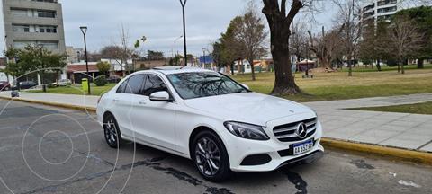 Mercedes Clase C C250 Avantgarde Aut usado (2016) color Blanco Polar precio u$s29.500