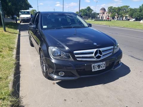 Mercedes Clase C C250 Avantgarde Aut usado (2012) color Negro precio u$s16.000
