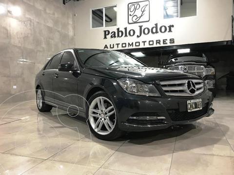 Mercedes Clase C C250 CGI Avantgarde 1.8L Aut usado (2013) color Negro Obsidiana precio u$s28.000