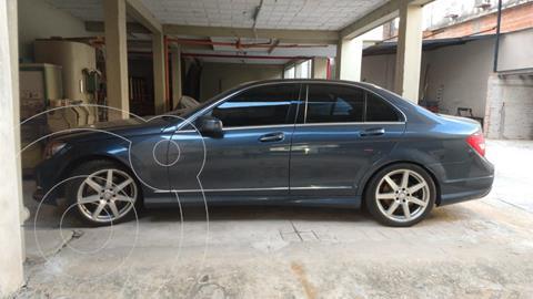 Mercedes Clase C C350 CGI Avantgarde Sport 3.5L Aut usado (2014) color Gris Tenorita precio u$s33.000