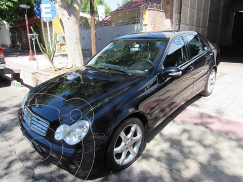 Mercedes Clase C C200 K Avantgarde usado (2007) color Azul precio $1.350.000