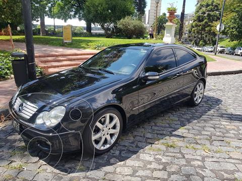 Mercedes Clase C C230 K Evolution Sportcoupe V6 usado (2007) color Negro precio u$s13.500