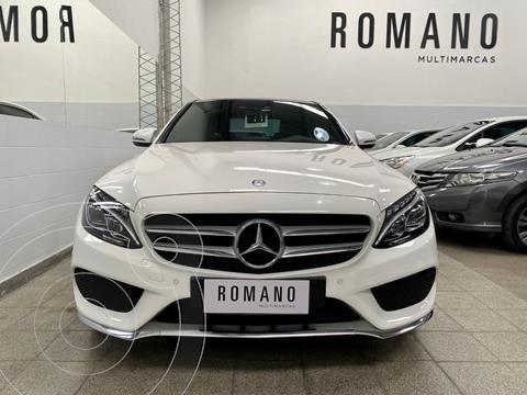 Mercedes Clase C C400 4Matic AMG-Line Aut usado (2017) color Blanco Diamante precio u$s59.000