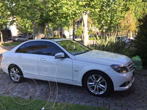 Mercedes Clase C C200 CGI Blue Efficiency 1.8L usado (2011) color Plata Iridio precio u$s25.000