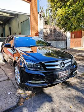 Mercedes Clase C C250 CGI Blue Efficiency 1.8L Aut usado (2013) color Negro precio u$s22.000